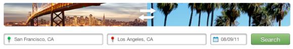 SF to LA