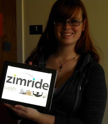 iPad - Zimride Style